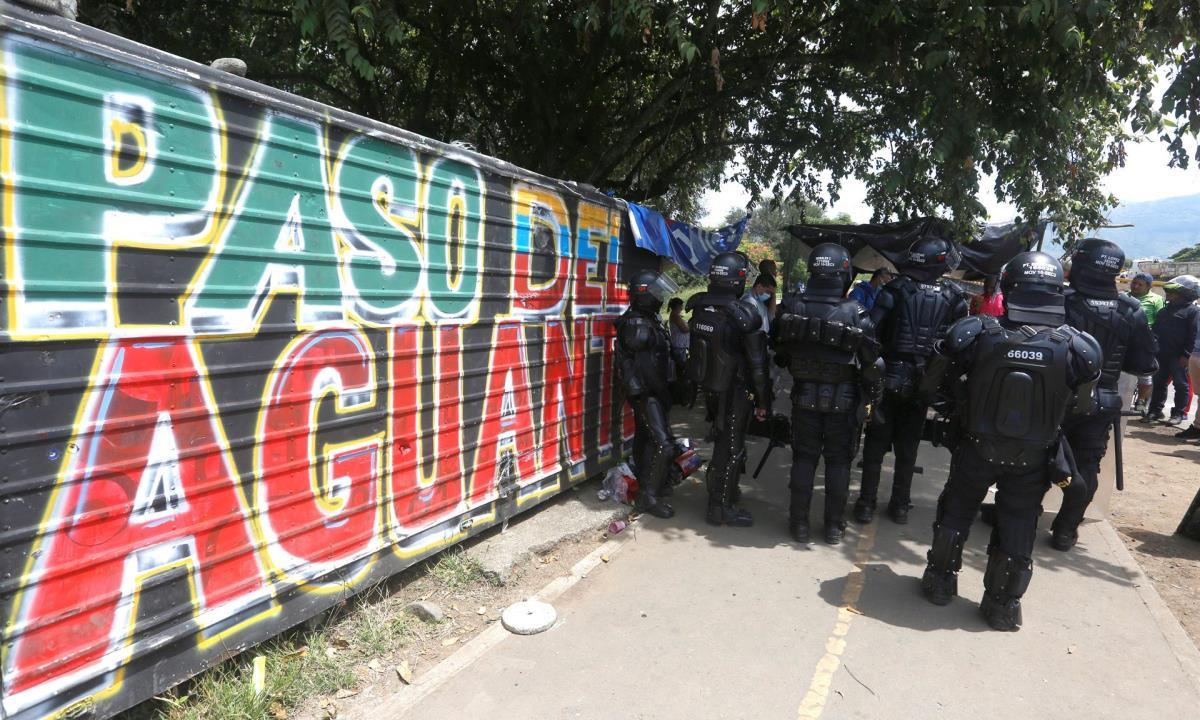 desaparecidos protestas