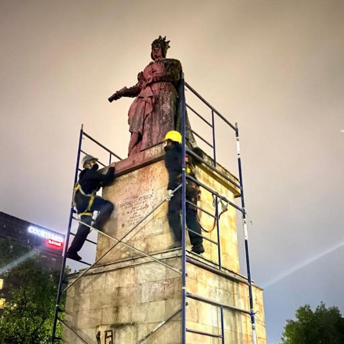 desmonte monumento