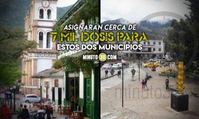 En Sonsón y Ciudad Bolívar aplicarán las primeras vacunas de Janssen