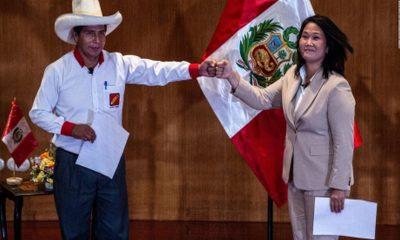 empate- Keiko Fujimori-Pedro Castillo-presidencia-Perú