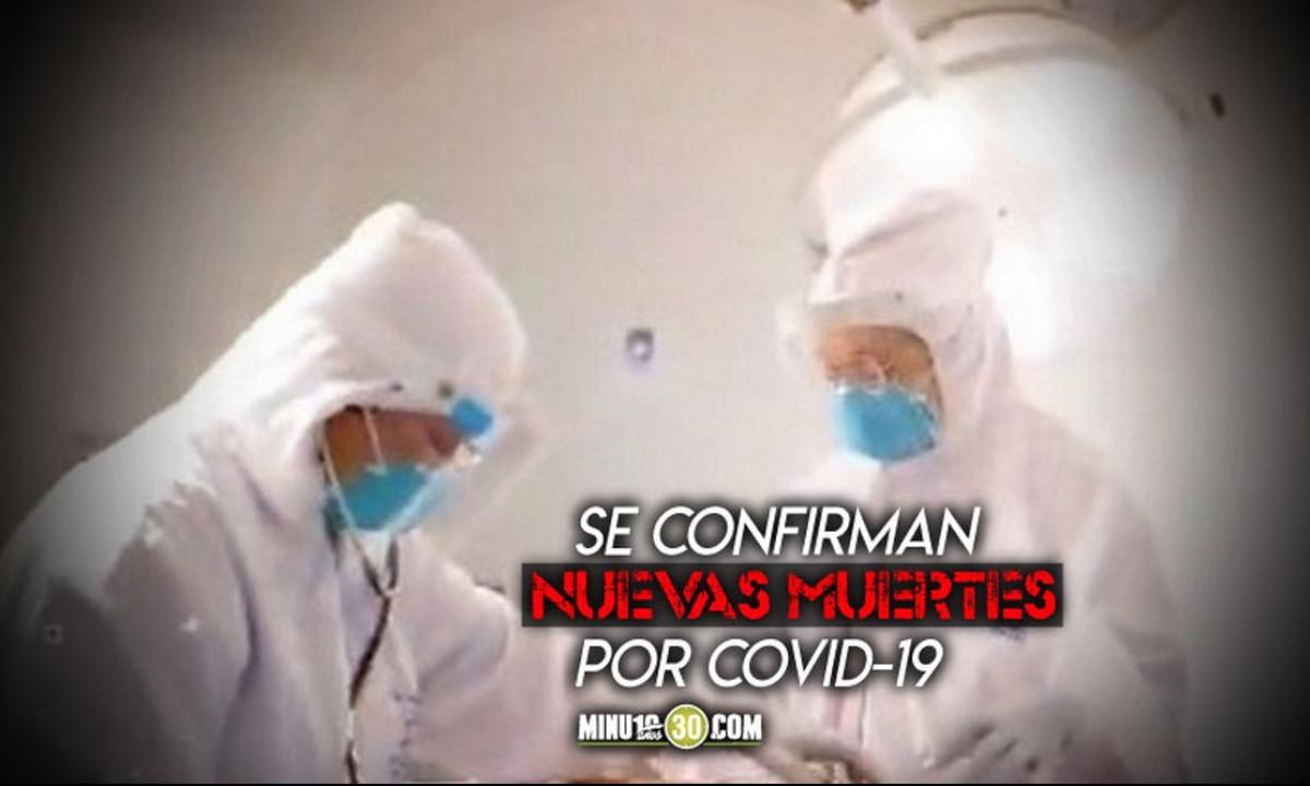 ¡Muy triste! Por Covid murieron hoy 608 personas en Colombia