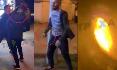Hombre saca una granada en una riña y explota