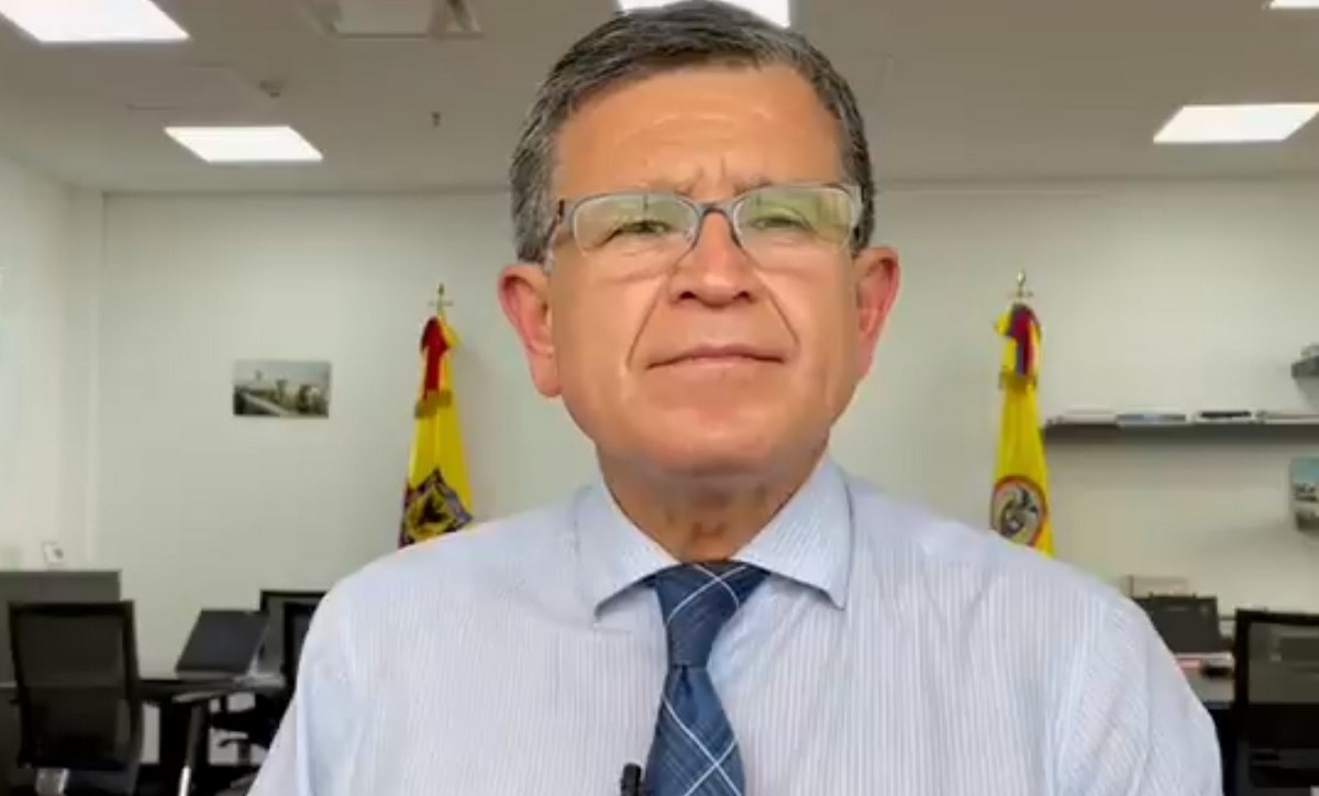 Renunció el secretario de Seguridad de Bogotá, Hugo Acero