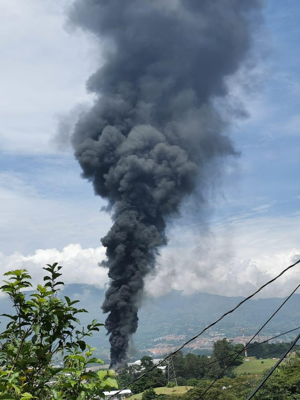 incendio-peaje El Trapiche