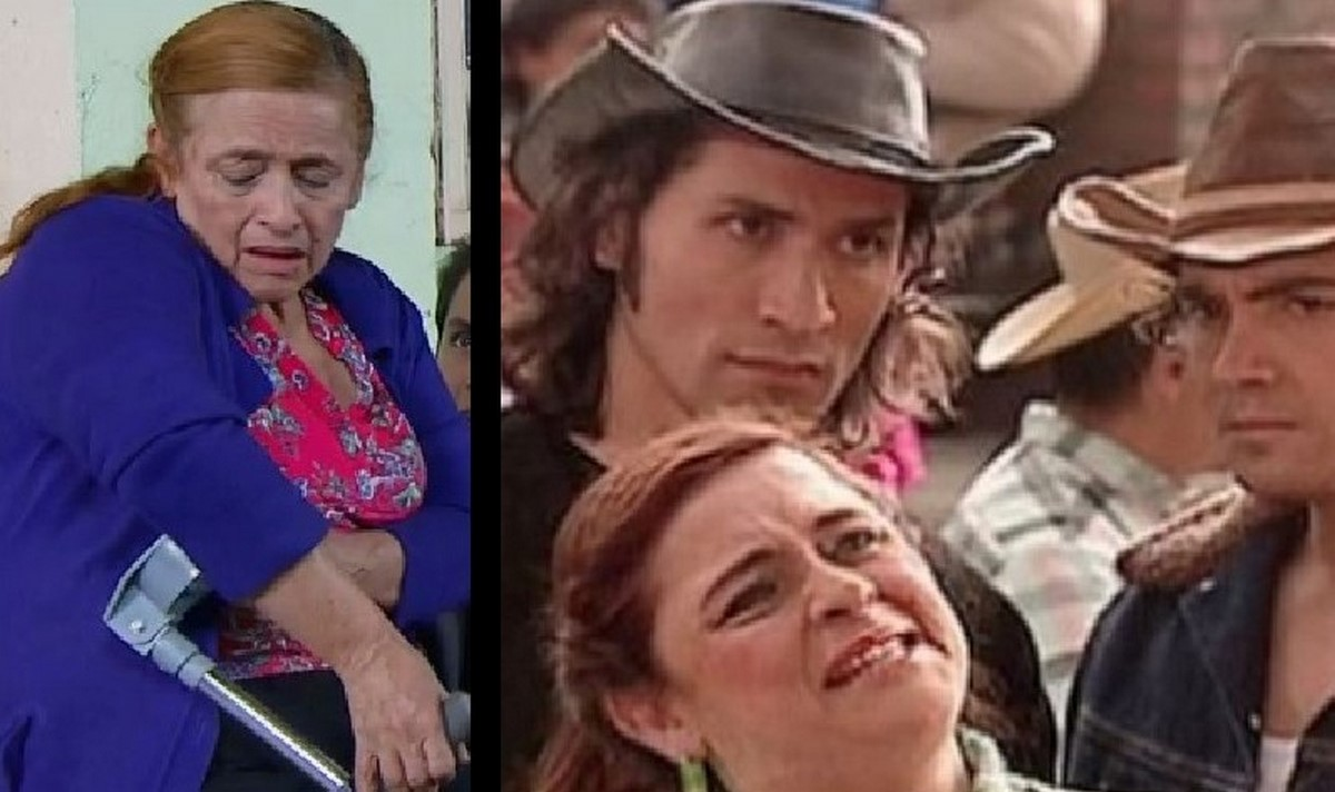 La actriz Inés Prieto estaría evolucionando positivamente en la UCI
