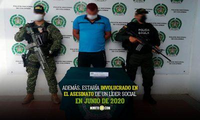 Cayó 'Chambalá', cabecilla del ELN en Bolívar