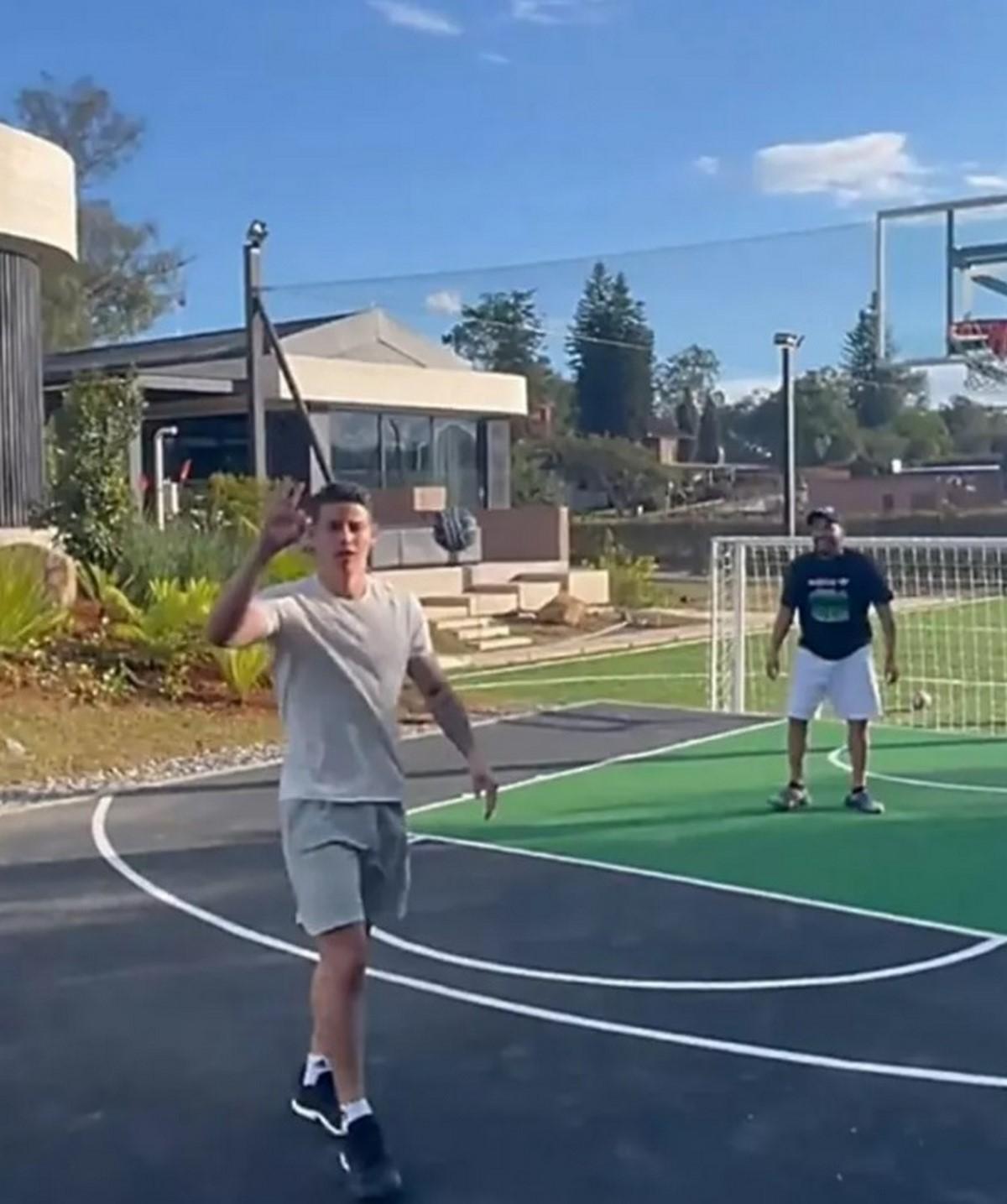james baloncesto 3 rondas