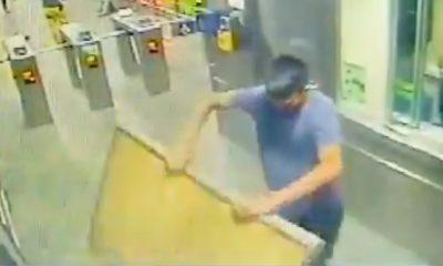 Cárcel para joven que robaba en estaciones del Metrolínea