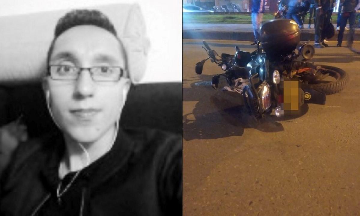 Motociclista que murió en bloqueo con cable en Bogotá no se habría dejado extorsionar