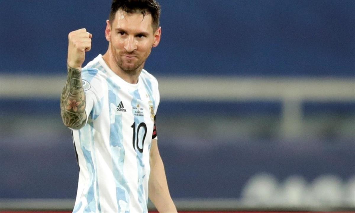 Copa América- Leo Messi