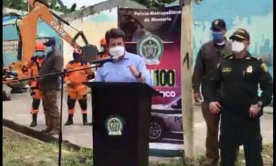 """MinDefensa aseguró que quieren """"manchar el nombre de la Policía"""""""