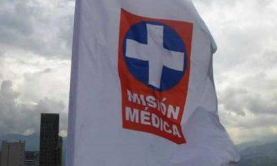 ministro de salud-ataques-misión médica