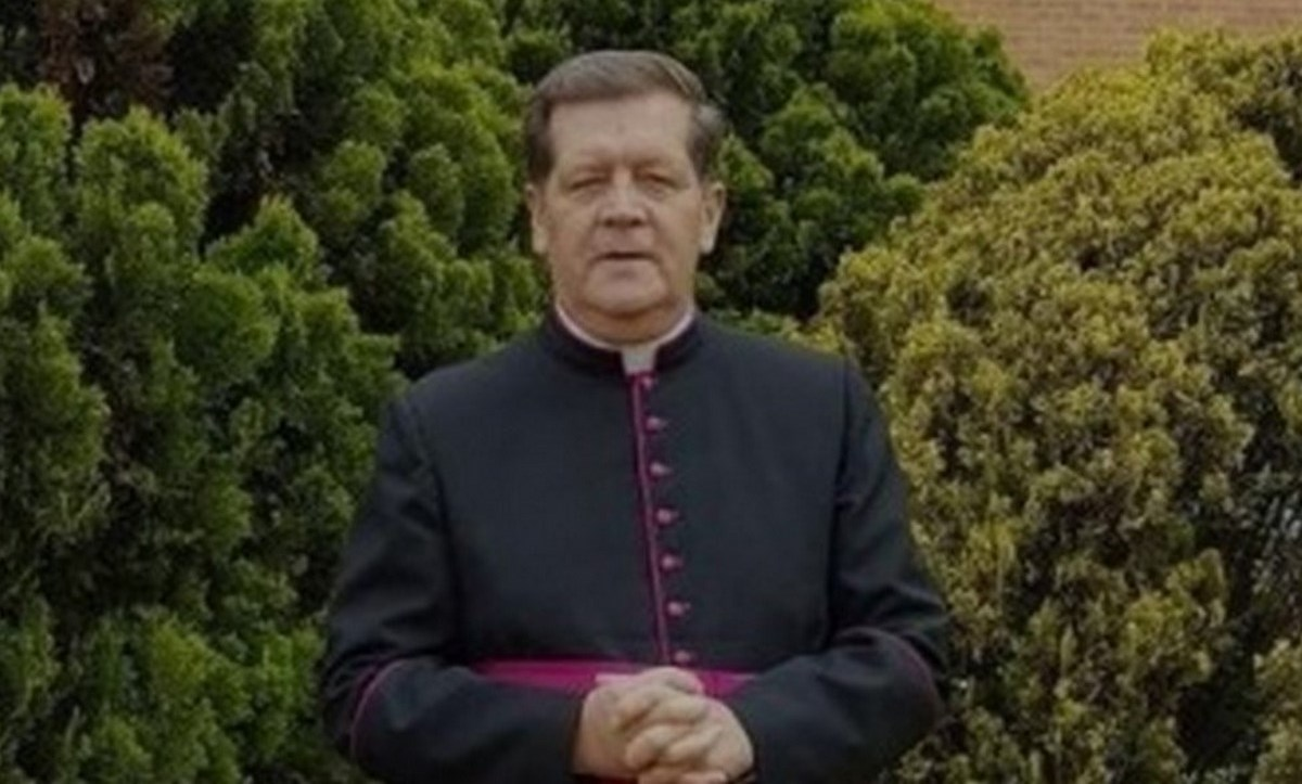 monsenor Alirio Lopez