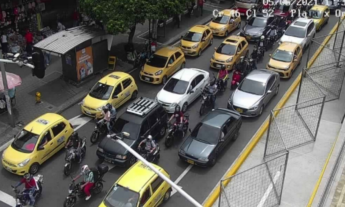 Así está el estado de las vías en Medellín