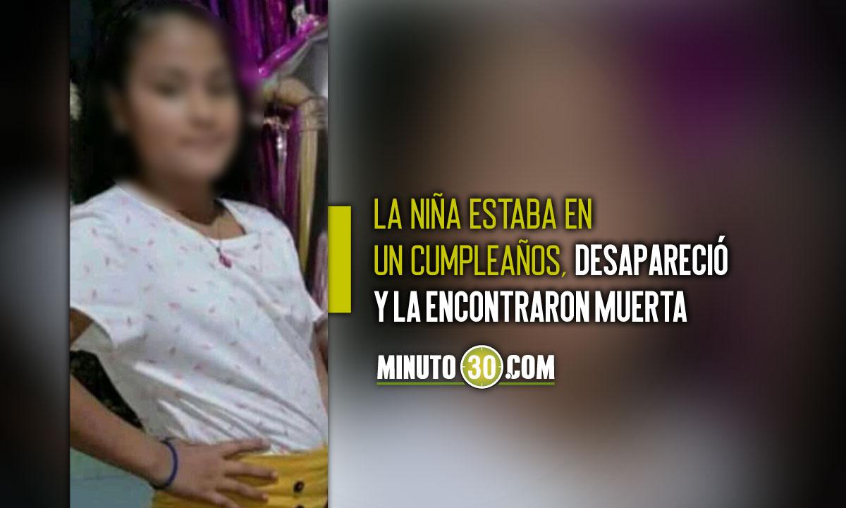 Niña fue asesinada en una vereda de El Pital, Huila