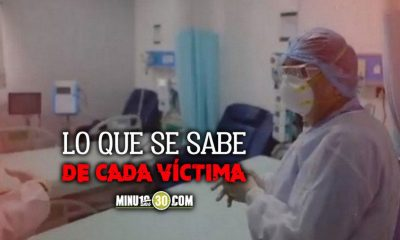 ¡Lamentable! Colombia llegó hoy a los 97.560 fallecidos por Covid