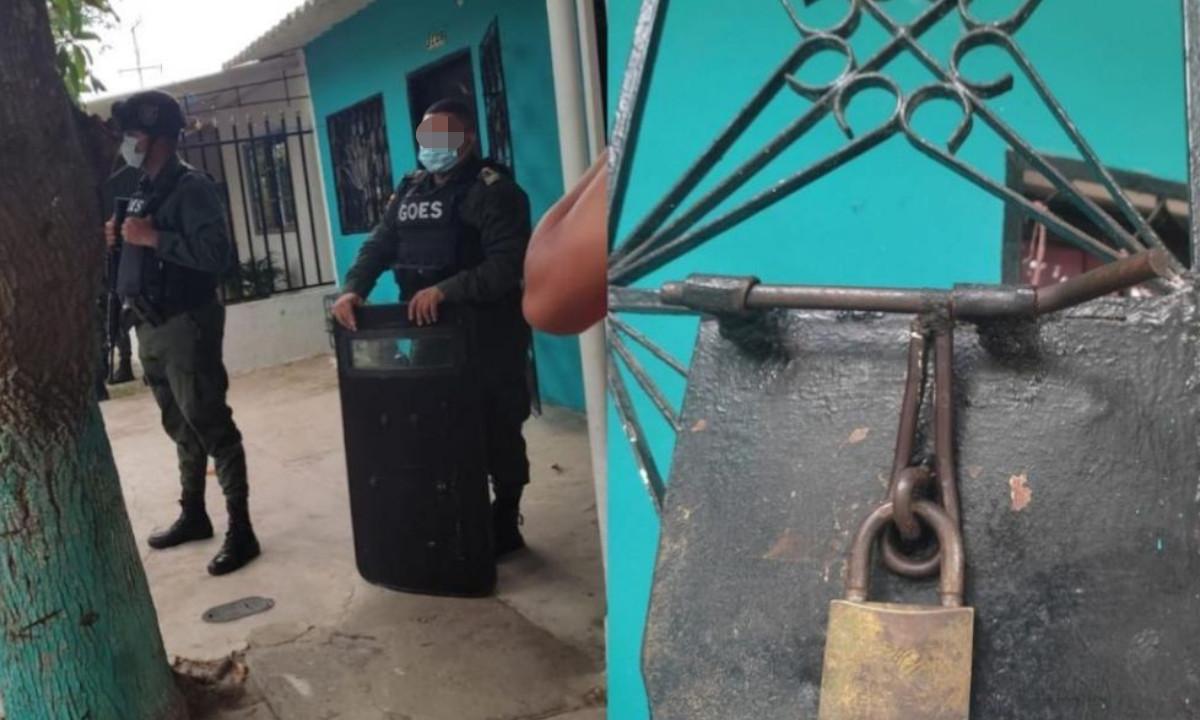 Armaron todo un operativo policial en busca de droga pero ingresaron a la casa equivocada