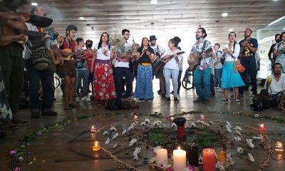 Personería acompaña el 'Paro Nacional Ambiental' en Medellín