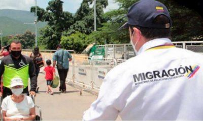 pico cedula ingreso frontera Venezuela