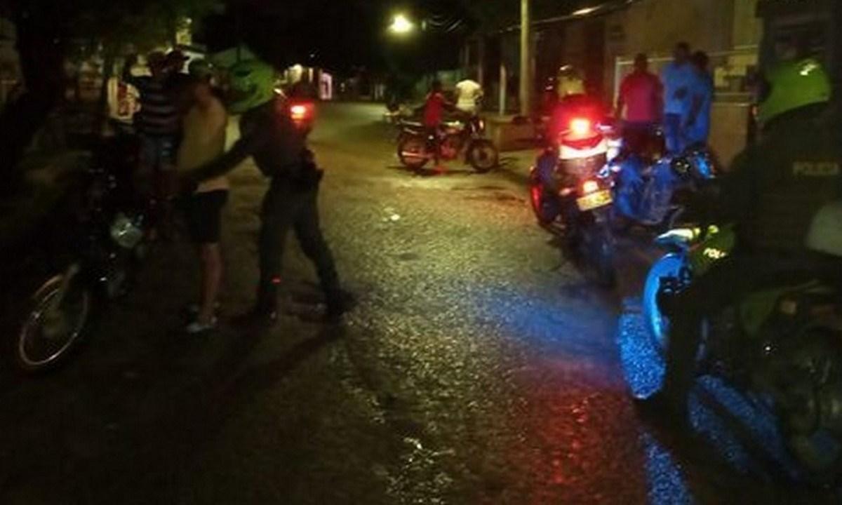 policia cartagena