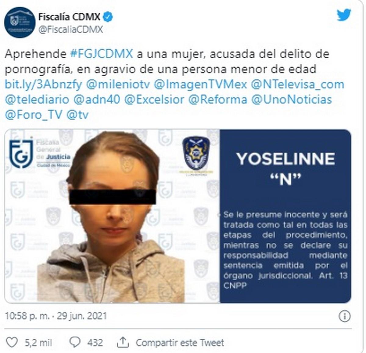 policia influencer