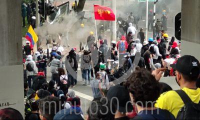 Fiscalía aseguró que 328 personas que habían reportado como desaparecidas durante las protestas fueron localizadas