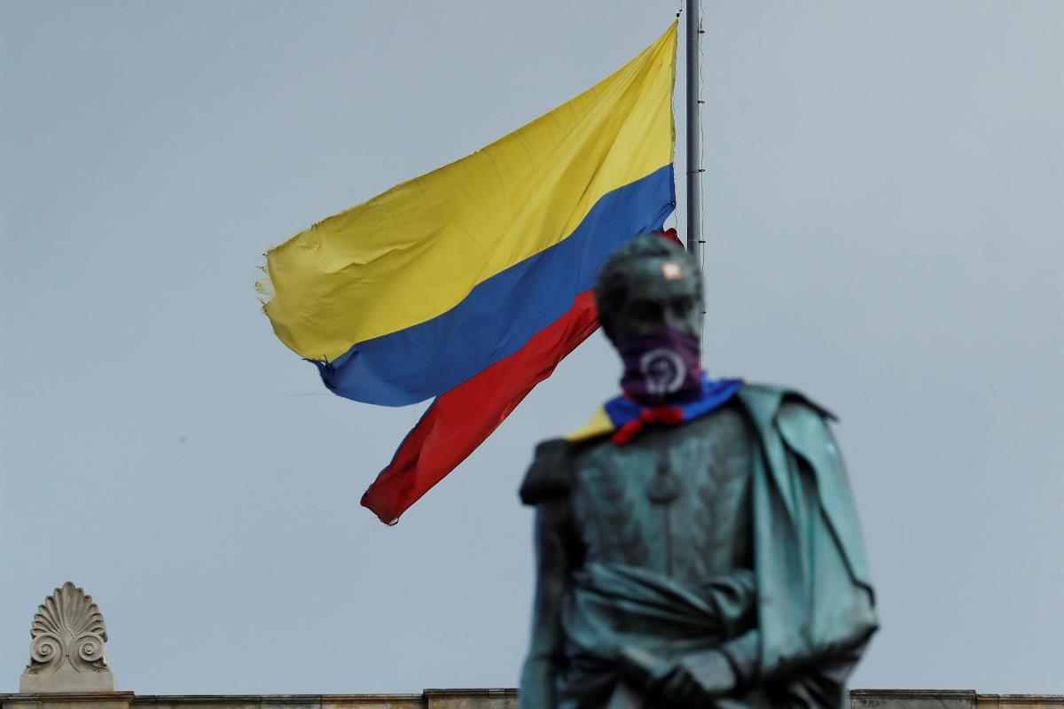 protestas en colombia 40