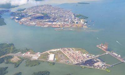 Desbloquearon el Puerto de Buenaventura en la costa pacífica