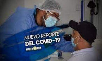 En Antioquia 39 personas perdieron la vida por Covid y otras 527.315 le ganaron la batalla al virus