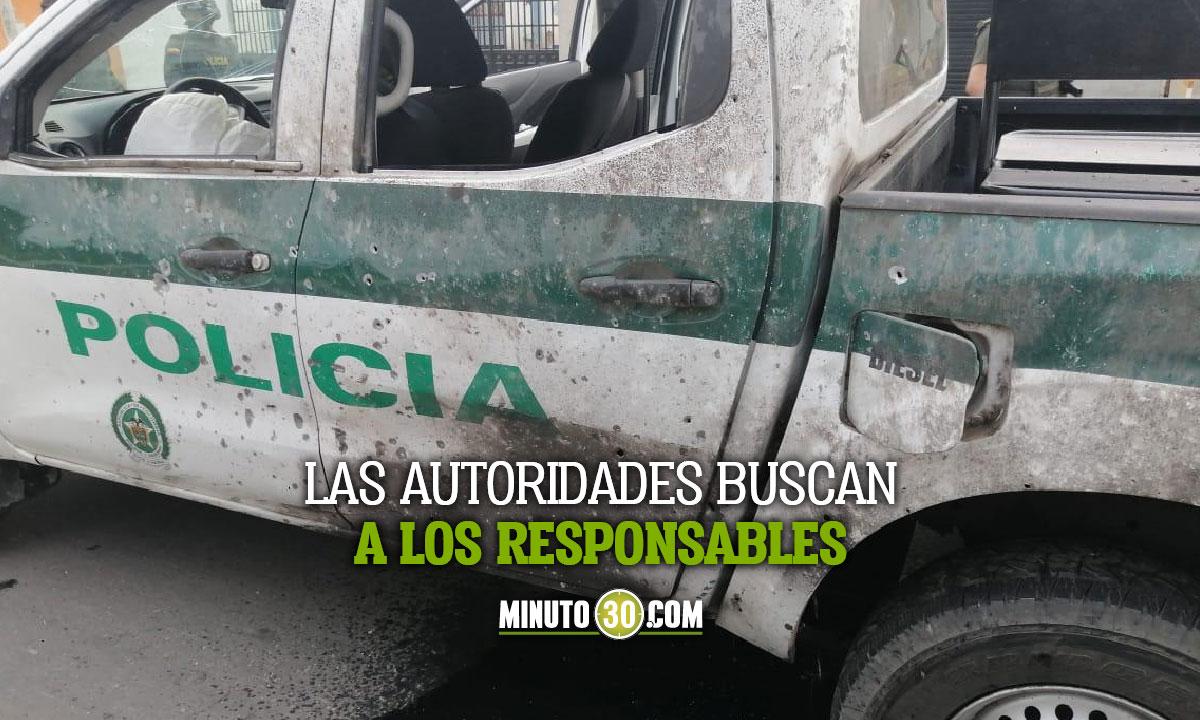 Atentado a patrulla en Saravena, Arauca