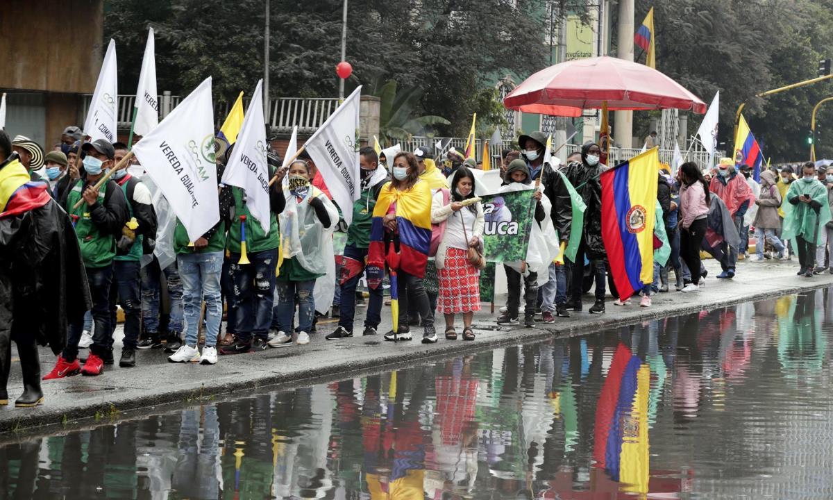 Toma de Bogotá