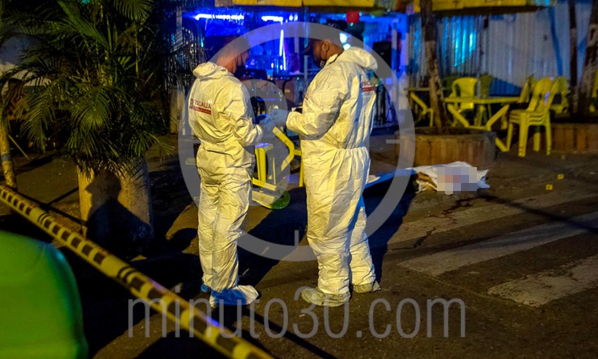 [Fotos] Identificaron al hombre asesinado ayer en Belén - El Rincón