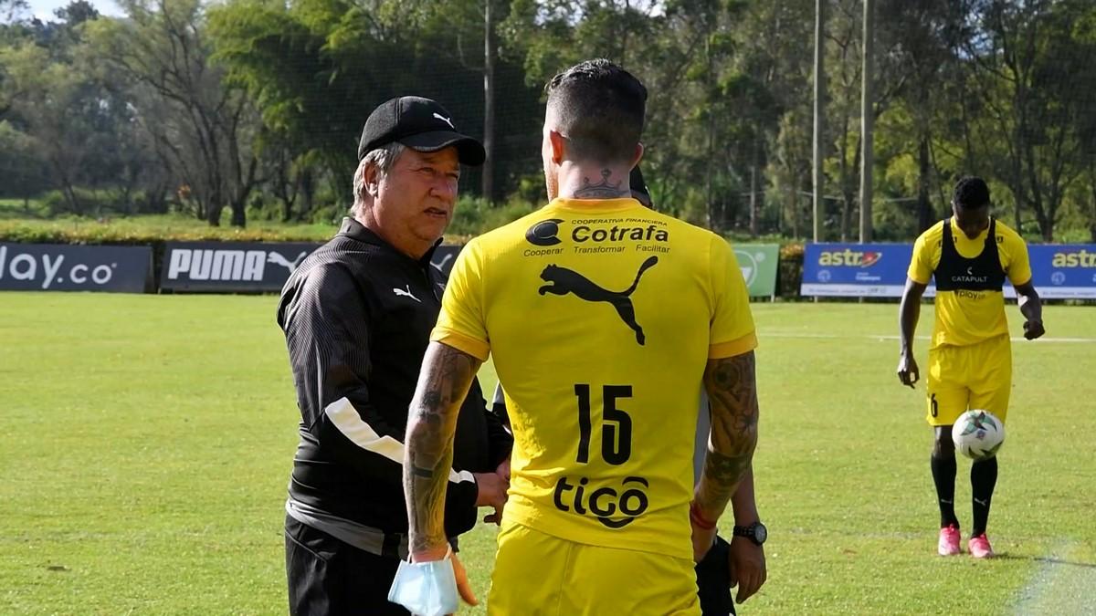 Adrian Arregui en Independiente Medellin 2