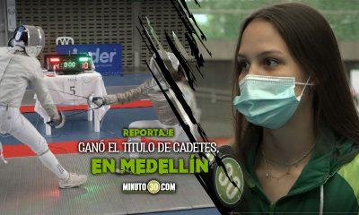 Alejandra Piedrahita disfruta a la par que gana en campeonatos nacionales e internacionales