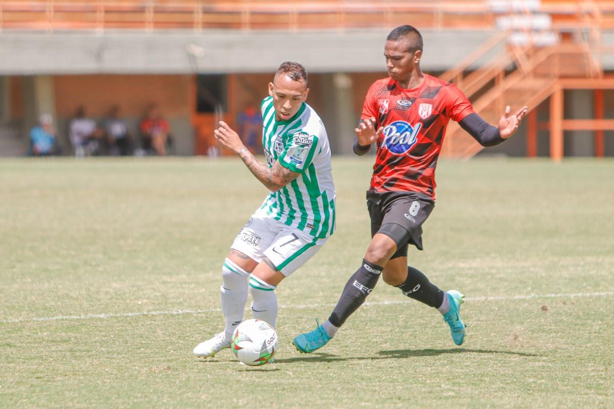 Amistoso Nacional vs Envigado FC 1