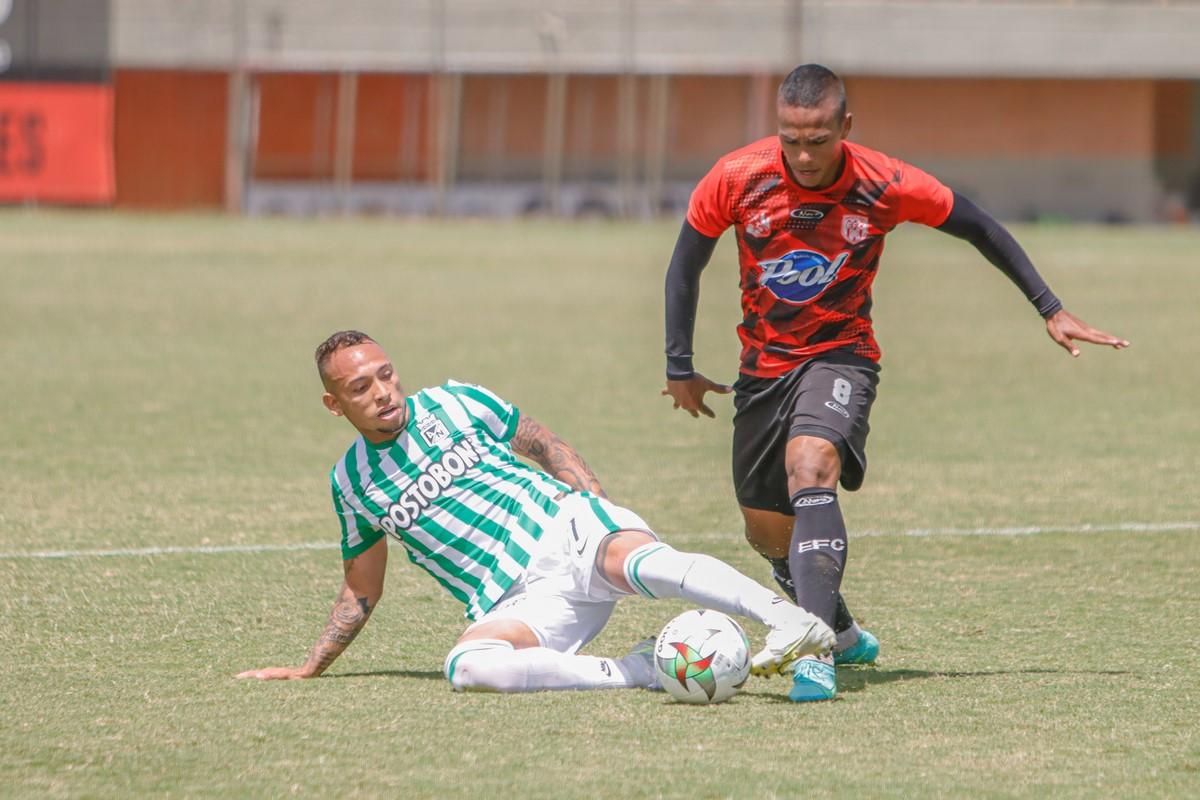 Amistoso Nacional vs Envigado FC 2