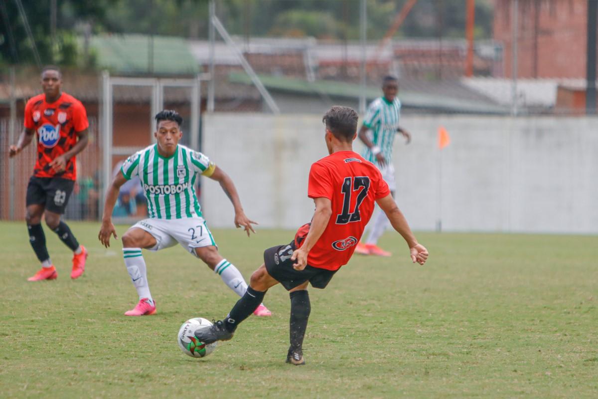 Amistoso Nacional vs Envigado FC 3