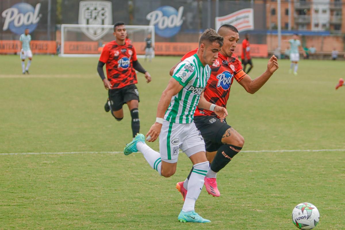 Amistoso Nacional vs Envigado FC 4