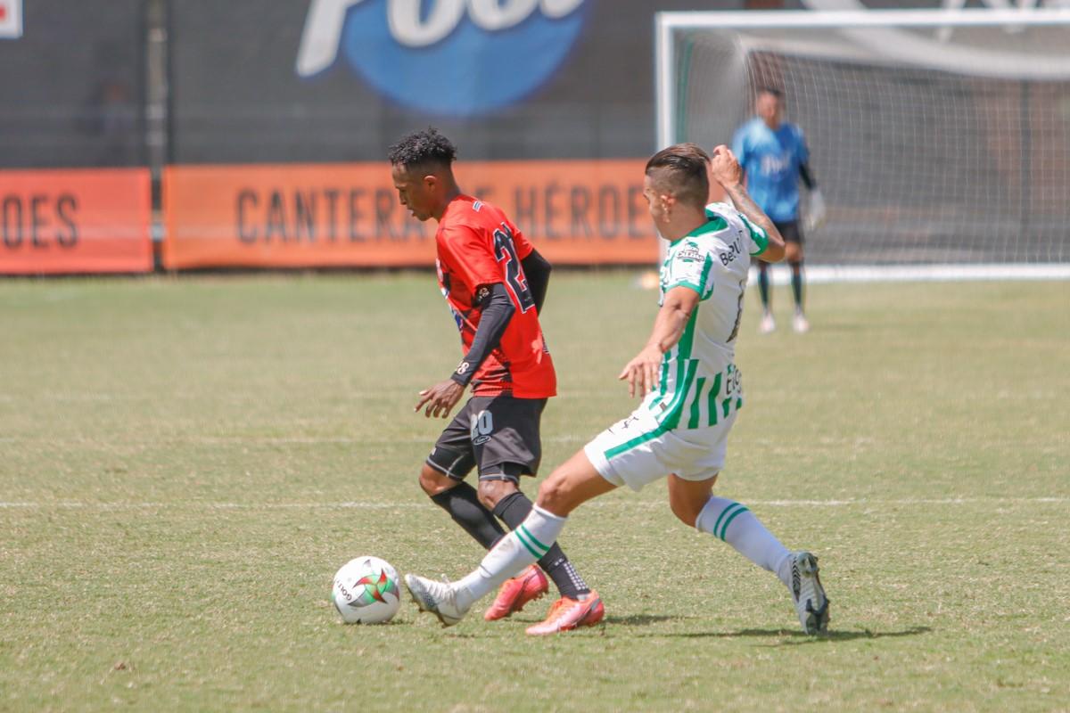 Amistoso Nacional vs Envigado FC 5
