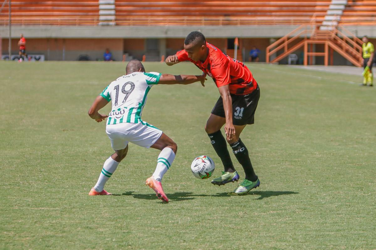 Amistoso Nacional vs Envigado FC 6
