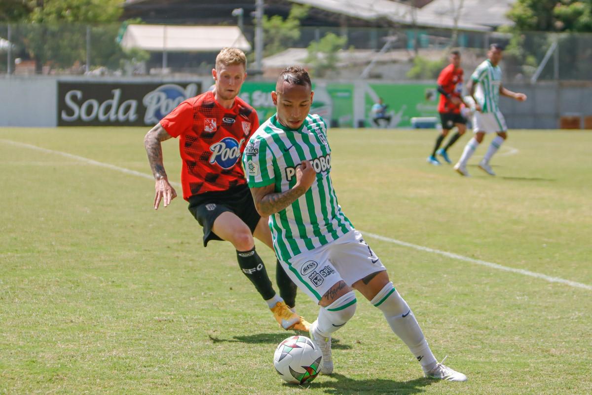Amistoso Nacional vs Envigado FC 7