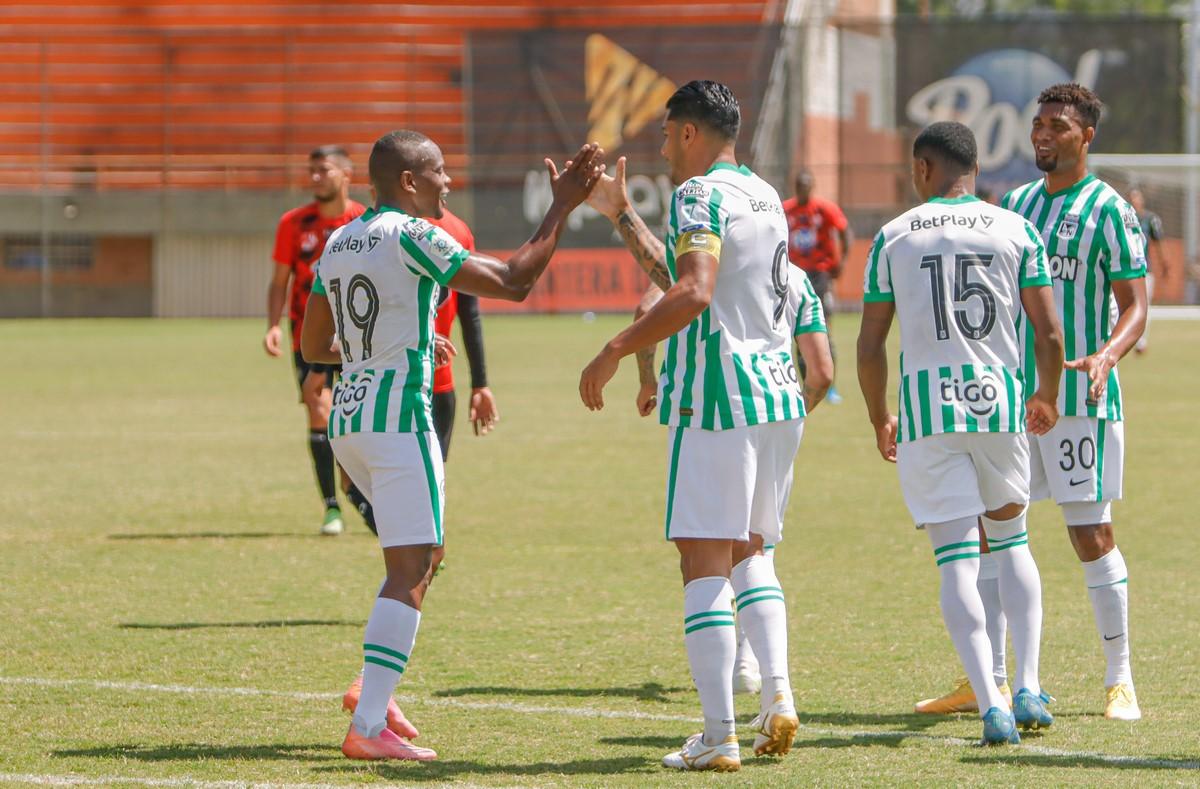 Amistoso Nacional vs Envigado FC 8