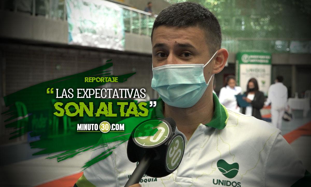 Antioquia quiere ser protagonista en la Copa Nacional de Esgrima