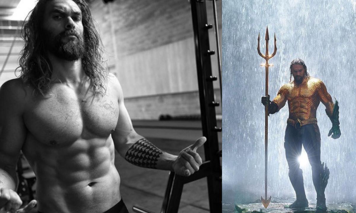 'Aquaman 2' inició su rodaje y el actor Jason Momoa reveló grandes cambios físicos para su personaje