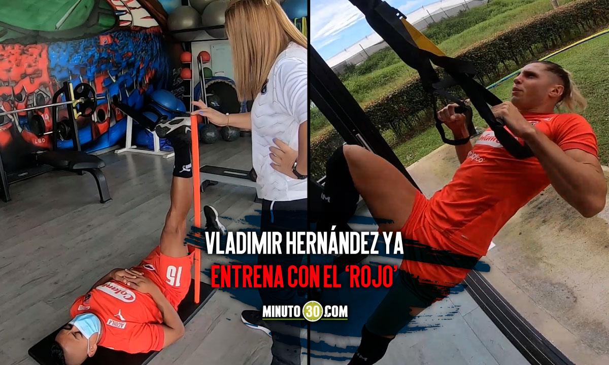 Asi comenzo Independiente Medellin una nueva semana de pretemporada