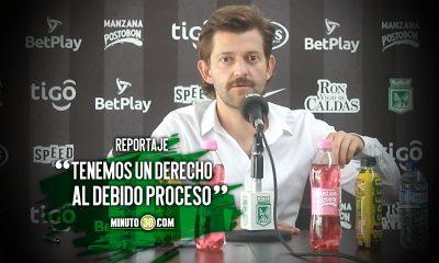 Atletico Nacional empenado lograr inscripcion de jugadores