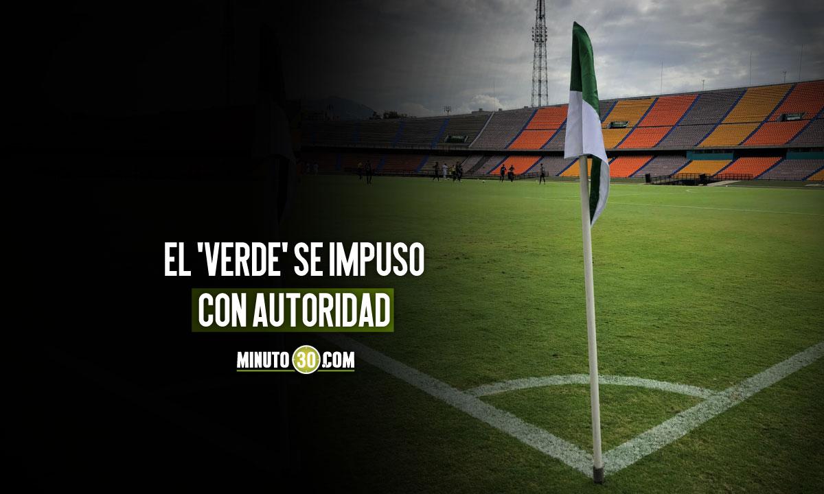 Atletico Nacional goleo sin compasion a Valledupar en partido de preparacion