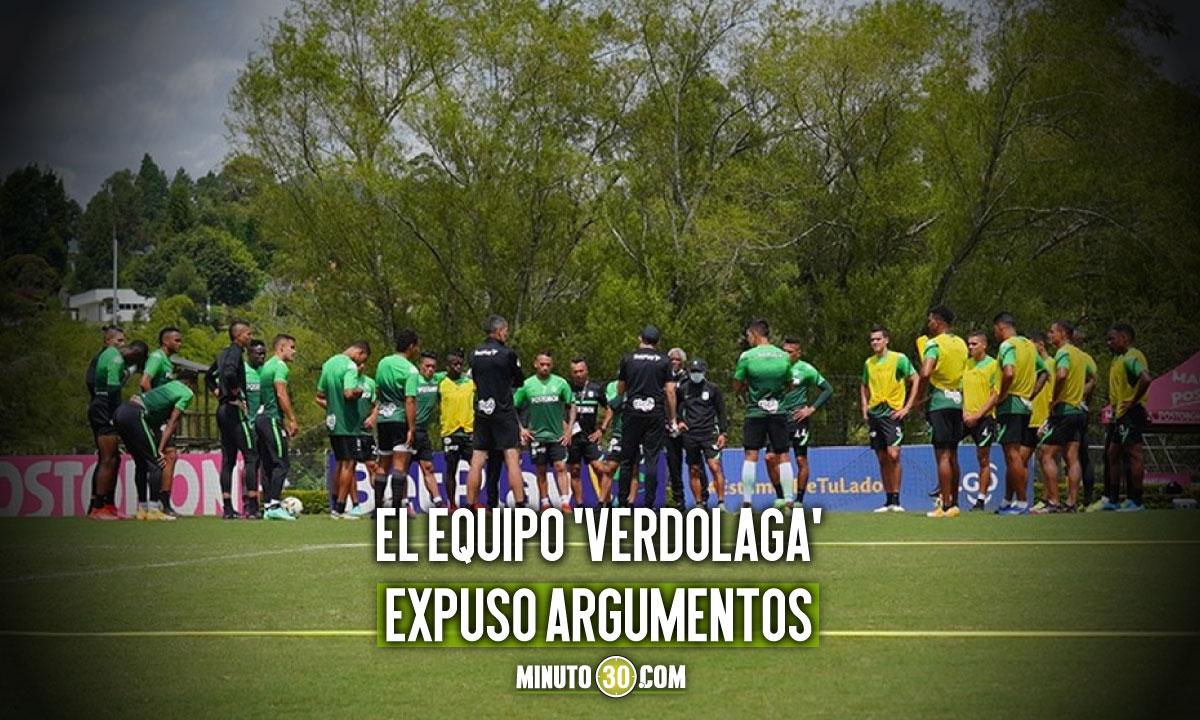 Atletico Nacional pidio aplazar su primer partido en la Liga BetPlay II 2021 1