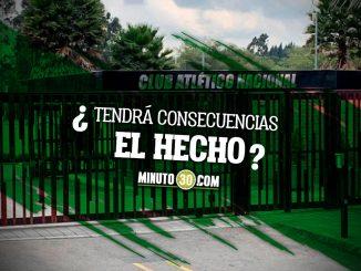 Atletico Nacional tambien entutelo a la FCF
