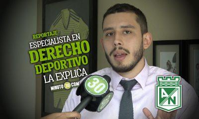 Atletico Nacional tiene una pequena luz para poder inscribir jugadores